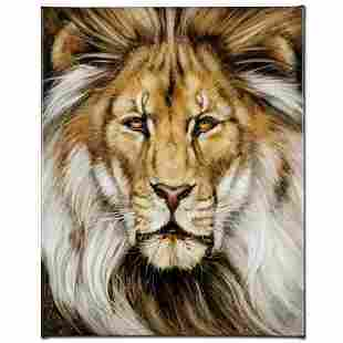 """""""Kinglike"""" Limited Edition Giclee on Canvas by Martin"""
