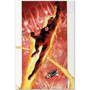 "Marvel Comics ""Ultimate Fantastic Four #16"" Numbered"