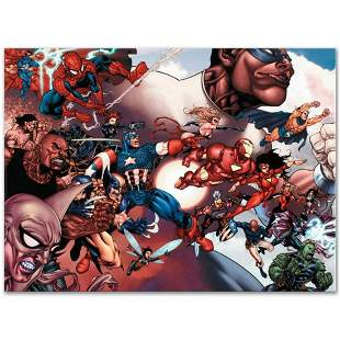 """Marvel Comics """"What If? Civil War #1"""" Numbered Limited"""