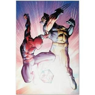 "Marvel Comics ""Astonishing Spider-Man & Wolverine #3"""