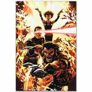 """Marvel Comics """"Ultimatum: X-Men Requiem #1"""" Numbered"""