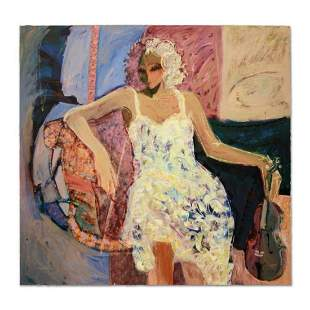 """Sabzi, """"Summer Symphony"""" Limited Edition, Numbered and"""