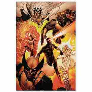 "Marvel Comics ""Astonishing X-Men #35"" Numbered Limited"