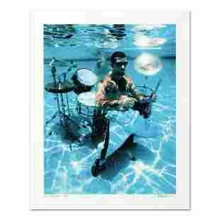 """Rob Shanahan, """"John Dolmayan"""" Hand Signed Limited"""