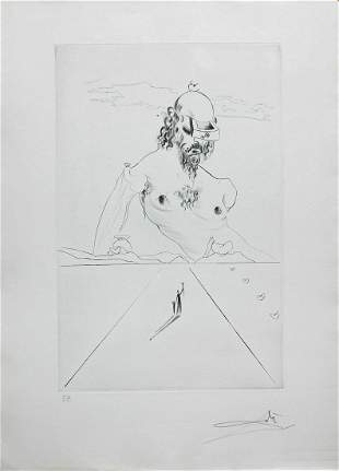 "Salvador Dali- Original Engravings ""Memorabilla"""