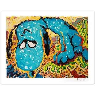 """""""Hollywood Hound Dog"""" Limited Edition Hand Pulled"""