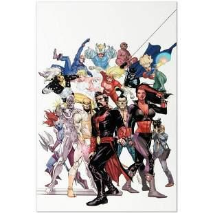 """Marvel Comics """"Defenders: Strange Heroes #1"""" Numbered"""