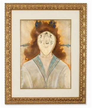 "Salvador Dalí (1904-1989) ""L'Immortalite"" From the"