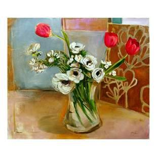 """Lenner Gogli, """"Elegance"""" Limited Edition on Canvas,"""