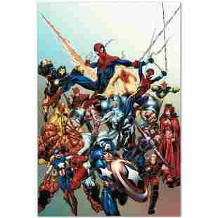"Marvel Comics ""Last Hero Standing #1"" Numbered Limited"