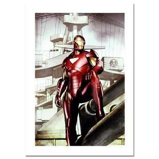 """Marvel Comics, """"Iron Man: Director of S.H.I.E.L.D. #32"""""""