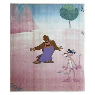 """Original Production Cel from the Animated Classic, """"The"""