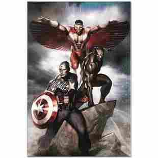 "Marvel Comics ""Captain America: Hail Hydra #3"" Numbered"