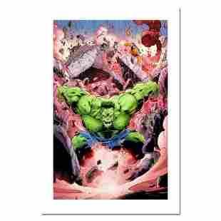 """Marvel Comics, """"Skaar: Son of Hulk #11"""" Numbered"""