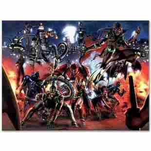 """Marvel Comics """"Secret War #3"""" Numbered Limited Edition"""