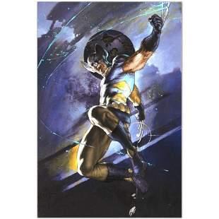"Marvel Comics ""Uncanny X-Men #539"" Numbered Limited"