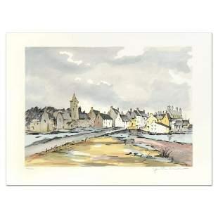 "Laurant, ""Honfleur"" Limited Edition Lithograph,"
