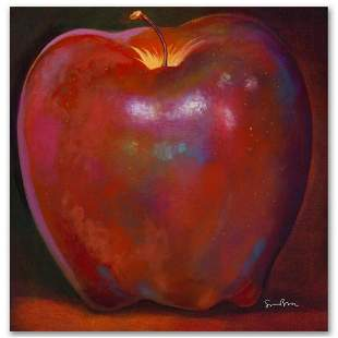 """Apple Wood Reflections"" Limited Edition Giclee on"