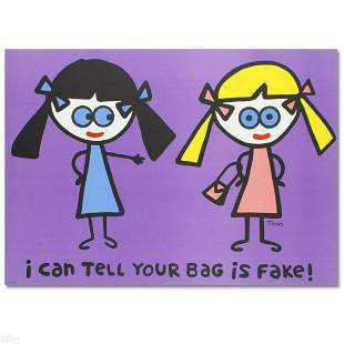 """I Can Tell Your Bag is Fake"" Limited Edition"