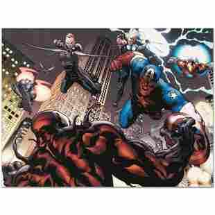 "Marvel Comics ""Ultimate Spider-Man #126"" Numbered"