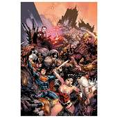 "DC Comics, ""Superman/ Wonder Woman #17"" Numbered"