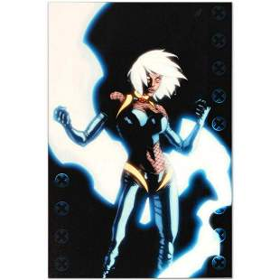 "Marvel Comics ""Ultimate X-Men #89"" Numbered Limited"