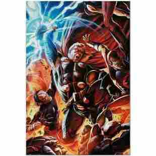"Marvel Comics ""Secret Invasion: Thor #2"" Numbered"