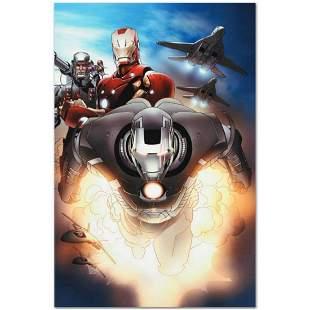 "Marvel Comics ""Iron Man 2.0 #7"" Numbered Limited"