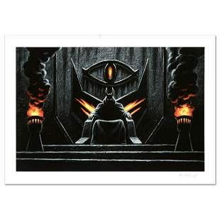 """""""Sauron The Dark Lord"""" Limited Edition Giclee by Greg"""