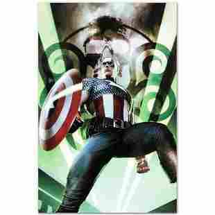 "Marvel Comics ""Captain America: Hail Hydra #1"" Numbered"