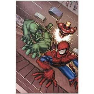 "Marvel Comics ""Marvel Adventures: Super Heroes #3"""