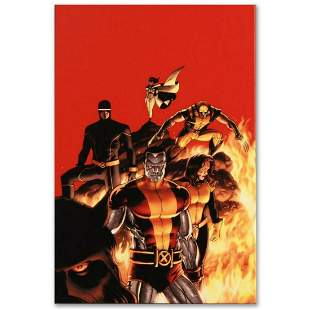 "Marvel Comics ""Astonishing X-Men #13"" Numbered Limited"