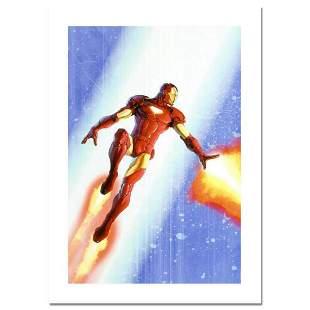 "Marvel Comics, ""Iron Man & The Armor Wars #3"" Numbered"