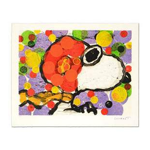 Tom Everhart- Hand Pulled Original Lithograph