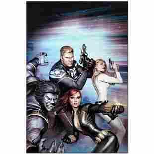 "Marvel Comics ""Secret Avengers #13"" Numbered Limited"
