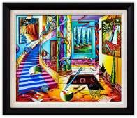 """Alexander Astahov- Original Oil on Canvas """"Vacation"""