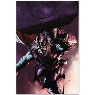 "Marvel Comics ""Thor #7"" Numbered Limited Edition Giclee"