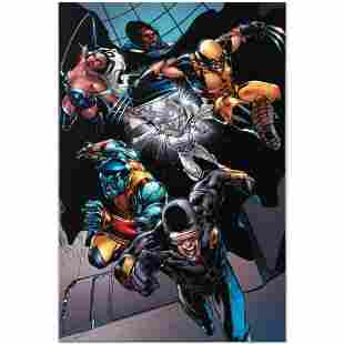 "Marvel Comics ""X-Men vs. Agents of Atlas #1"" Numbered"