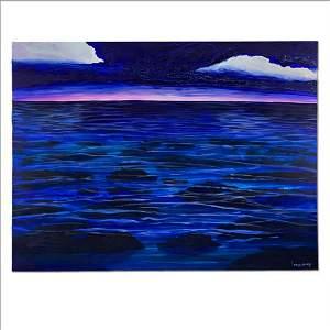 "Wyland, ""Hawaii Reef"" Hand Signed Original Painting on"
