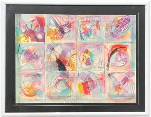 Calman Shemi Limited edition Serigraph Hand signed and