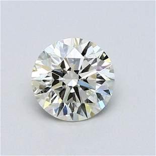 0.7 ct, Color J/IF GIA Graded Diamond