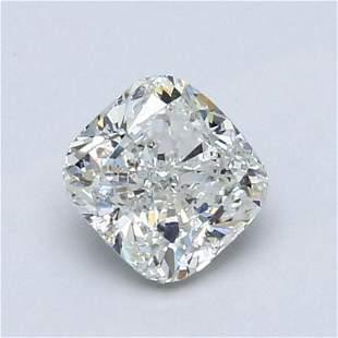 1.02 ct, Color I/SI2 GIA Graded Diamond