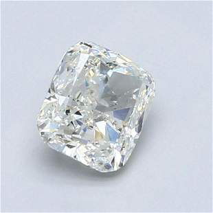 1.01 ct, Color I/SI2 GIA Graded Diamond
