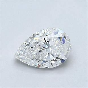 0.8 ct, Color D/SI2 GIA Graded Diamond