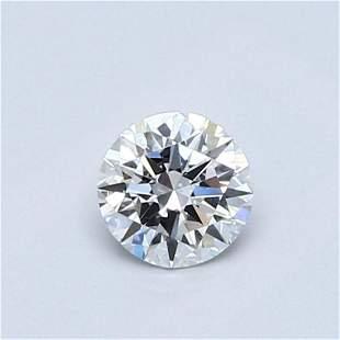 0.41 ct, Color D/VS1 GIA Graded Diamond