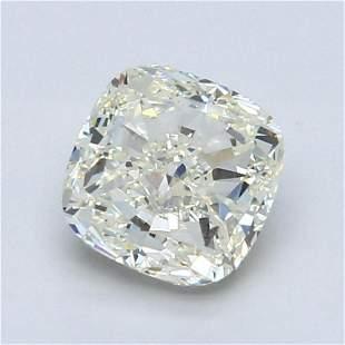 2.03 ct, Color K/VS1 GIA Graded Diamond