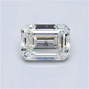 0.72 ct, Color G/SI1 GIA Graded Diamond