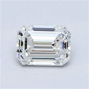 0.94 ct, Color D/VS1 GIA Graded Diamond