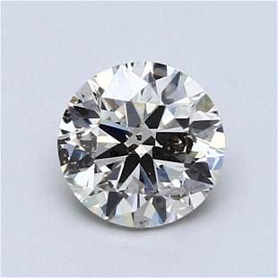 1.02 ct, Color L/I1 GIA Graded Diamond