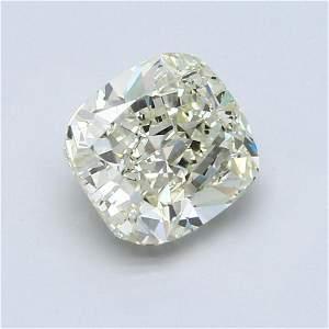 3.5 ct, Color I/IF EGL Graded Diamond